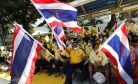 Thai Lawmakers Debate Demands for Constitutional Changes