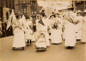 What the Suffragettes Can Teach Us About Transnational Activism