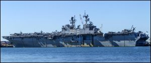 US Navy to Scrap Fire-ravaged USS Bonhomme Richard