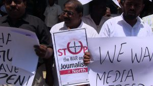 With the Rajapaksas at the Helm, Press Freedom in Sri Lanka Takes a Hit