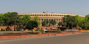 Did India's Parliament Restrict Democratic Debate With Lockdown Measures?