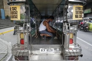 Philippine Jeepneys Won't Go Down Without a Fight