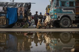 Indian Government, Farmers to Meet Again Over Highway Blockade