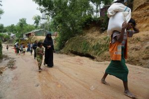 Rights Groups Allege Coercion in Rohingya Island Relocation Plan