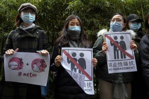 Will China's Civil Code Finally Get Companies to Take Fighting Sexual Harassment Seriously?