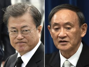 A Test of Japan–South Korea Relations