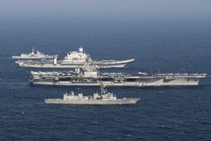 Unsettled Waters: Understanding Eurasia's Maritime Thrust