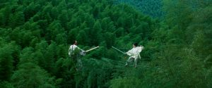 Ang Lee on 'Crouching Tiger, Hidden Dragon' 20 Years Later