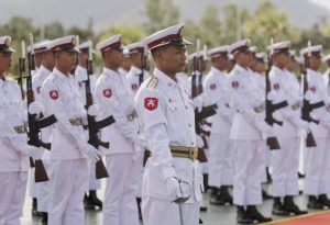Report Details Controversial Purchases of Myanmar's Military