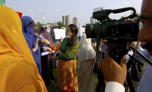 Pakistan: Reporting in a Pandemic