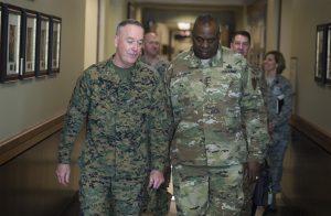 As Biden Picks Austin for Defense Secretary, Nagging Fears Resurface