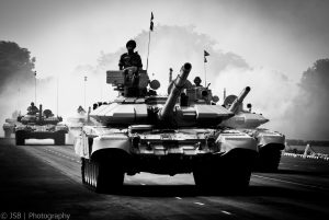 Indian Military Pushes Ahead with War Stockpiling
