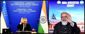 India-Iran-Uzbekistan Pursue Central Asian Connectivity