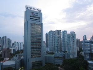 Singapore's Digital Banking Race is On
