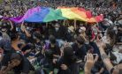 The LGBT Community Joins the Thai Protests