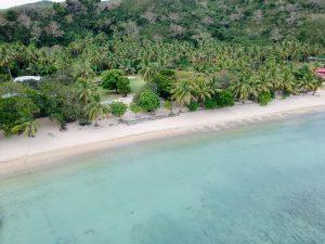 Fiji Cleaning Up After Cyclone Yasa