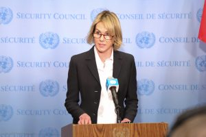 US Ambassador to the United Nations Will Visit Taiwan