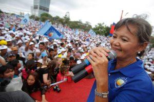 Cambodian Opposition Return Plan Hits Visa Snag