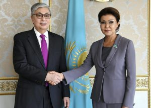 Dariga Nazarbayeva Headed Back to Parliament