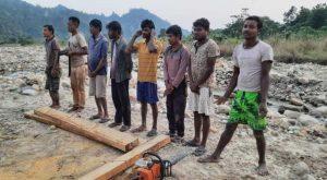 'Timber Mafia' From India Running Amok in Bhutan
