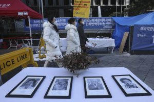 Conflict Between South Korea and Japan Surges Again With Court's 'Comfort Women' Decision