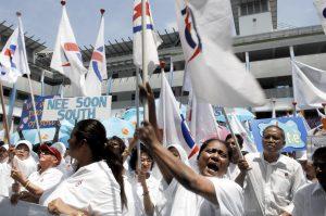 Cherian George on Singapore's Political Evolution