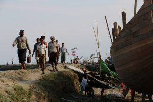 Can India Turn the Rohingya Crisis' Tide?
