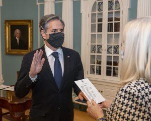 Blinken Takes Helm of US Diplomacy, Vows to Revamp State Dept