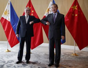 Philippines Protests China's New Coast Guard Law as 'Verbal Threat of War'