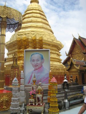 Amid Crackdown, Thai Court Acquits Writer in Royal Defamation Case