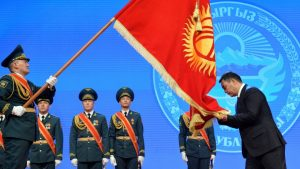 Low Turnout for a Strong President: Kyrgyzstan Approves New Constitution