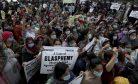 Pakistan Arrests 24 People Over Demolishing of Hindu Temple