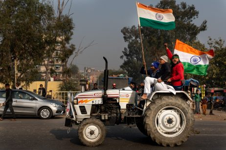 Dispatches From the India Farmers' Tractor Rally