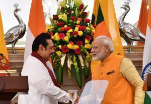 The Economics of the China-India-Sri Lanka Triangle
