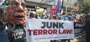 Battle Over Anti-Terror Law Opens at the Philippines' Top Court