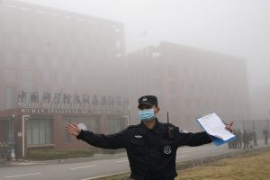 WHO Team Visits Wuhan Virus Lab at Center of Speculation