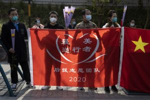 How the Chinese State Mobilized Civil Society to Fight COVID-19