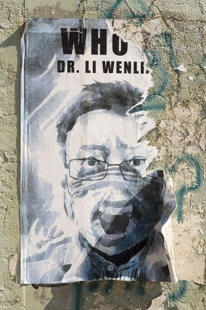 Chinese Whistleblower Doctor Honored on Anniversary of His Death