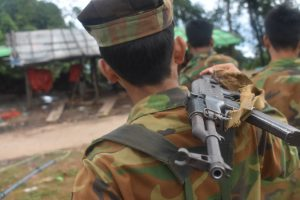 Myanmar Generals' Path to 'Eternal Peace'