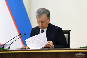 Uzbekistan Moves Elections to October