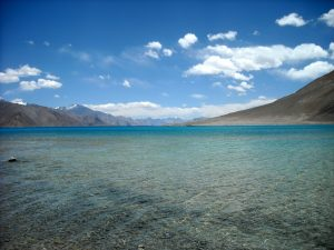 Chinese and Indian Forces to Disengage Along Pangong Lake: PLA