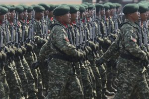 Indonesia's Military Gets New Reserve Component