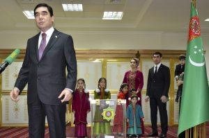 Son of Turkmenistan's President Gets New Post