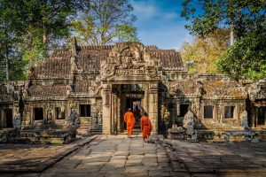 Journey to the East: The Hindu-Buddhist Making of Southeast Asia