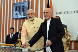 Dam Agreement Highlights India's Soft Power Gambit in Afghanistan
