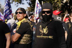 Should Australia Also Designate the Proud Boys a Terrorist Organization?