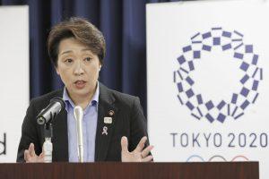 Hashimoto Seiko Takes Over as Tokyo Olympic President