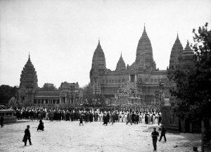 John Burgess on the Modern Life of Angkor Wat
