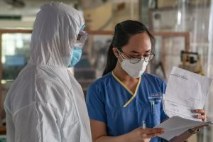 Philippines Offers to Trade Nurses for COVID-19 Vaccines