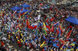 Myanmar's Ethnic Groups Join Together to Reject Military Rule